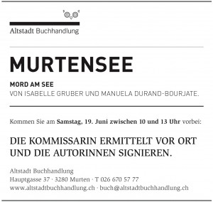 Murtensee – Mord am See
